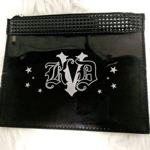 Kat Von D beauty travel make-up bag